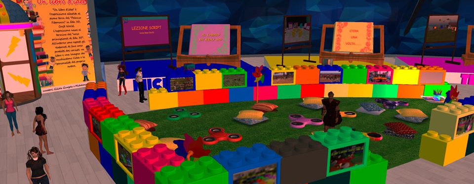 Edu3D - Educazione nei mondi 3D